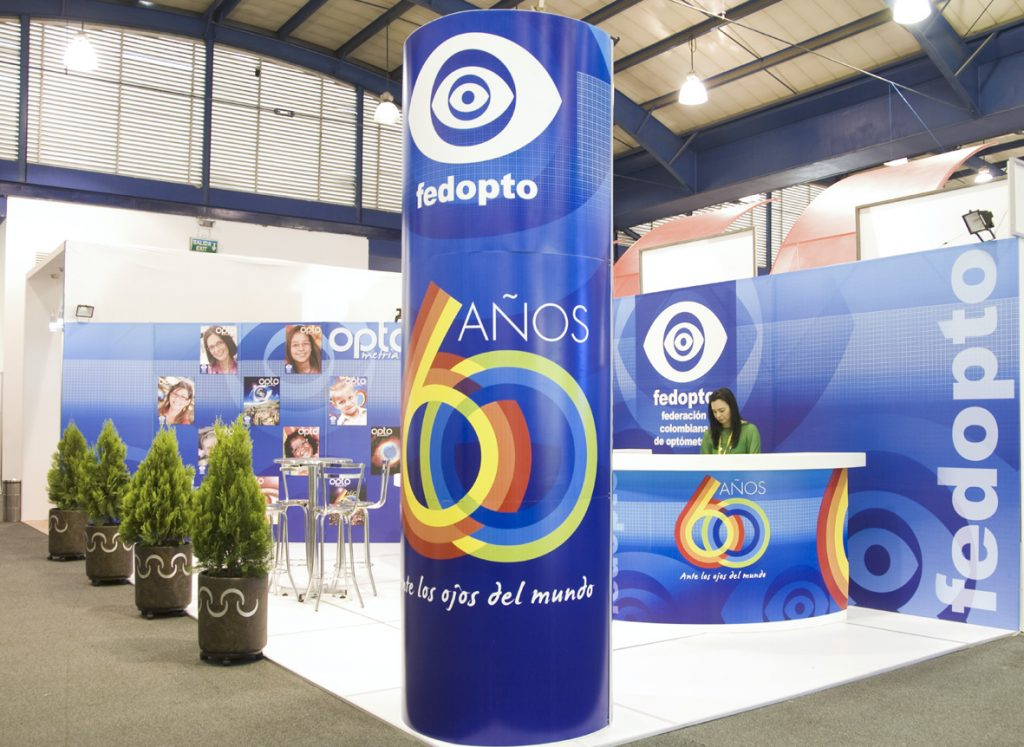 Stand Fedopto 60 años